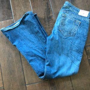 Authentic True religion Jeans size 32
